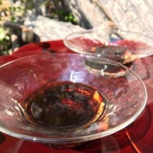 めんつゆ用ガラス小鉢